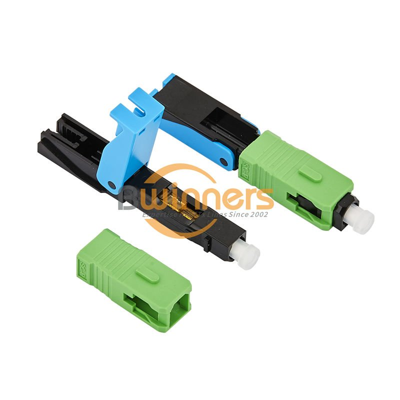 Field Installable Connector