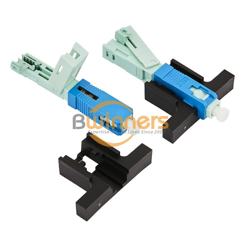 Ftth Fast Connector