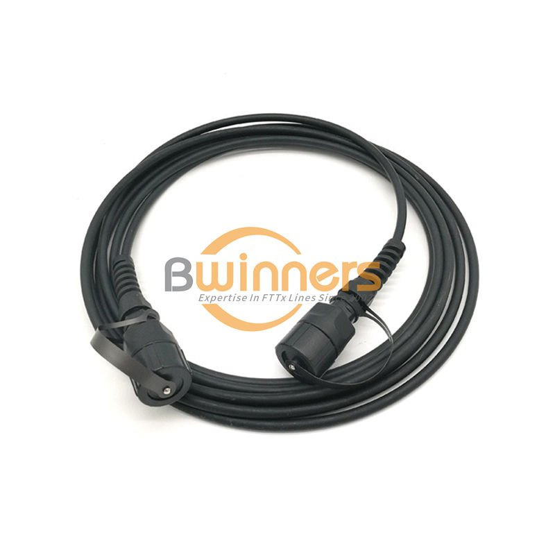 ODVA Armored Patch Cable